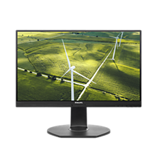241B7QGJEB/00  LCD monitor with super energy efficiency