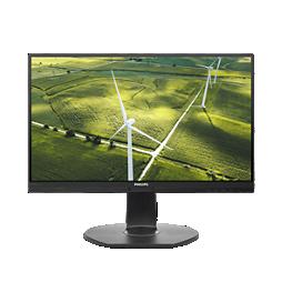 Erittäin energiatehokas LCD-näyttö