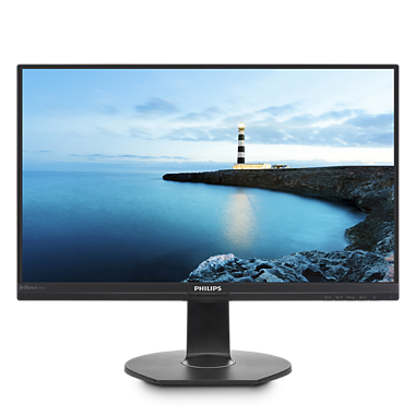 FHD LCD monitor with USB-C dock