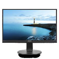 241B7QUPEB/00  LCD-Monitor mit USB-Dockingstation