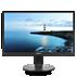 Brilliance LCD-skjerm med USB-dokking
