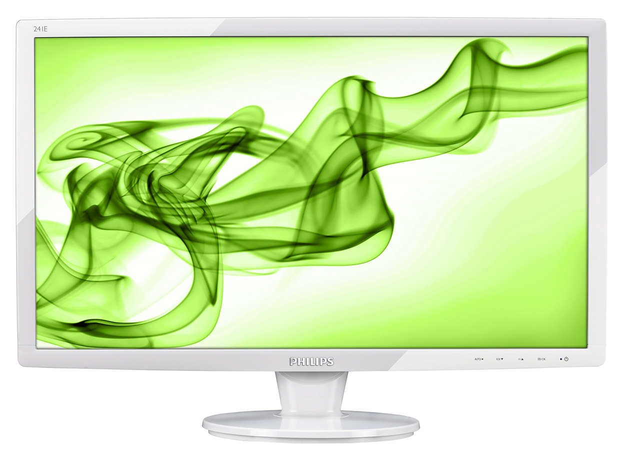 Big Full-HD display for great viewing experience