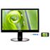 Brilliance LCD-skjerm med SoftBlue-teknologi