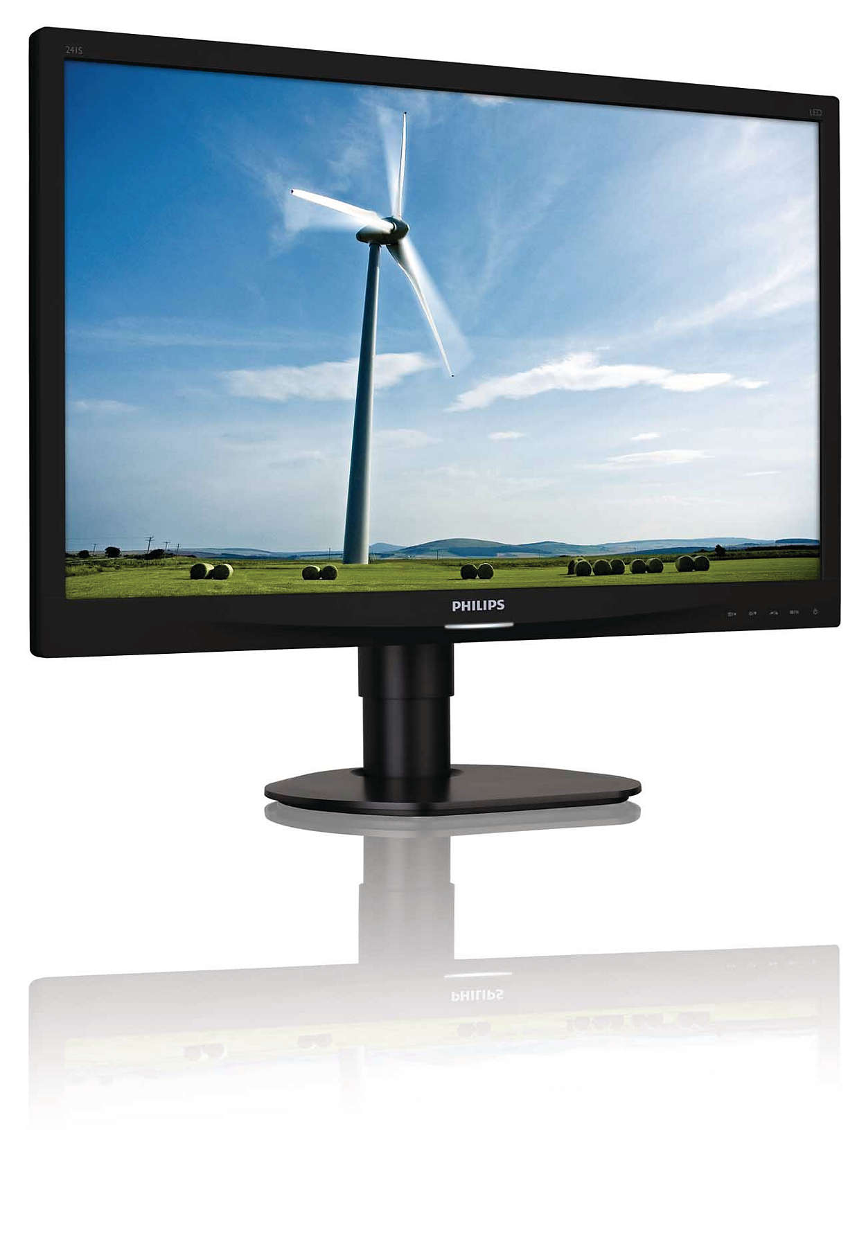 49d8df6e0 LCD monitor, LED backlight 241S4LCB/00 | Philips
