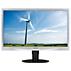 LCD monitor, podsvietenie LED