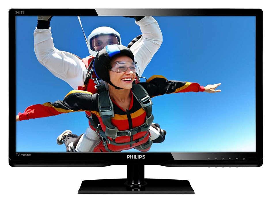 Fantastisk Full HD-underhållning