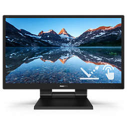LCD-Monitor mit SmoothTouch