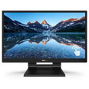 LCD-skjerm med SmoothTouch