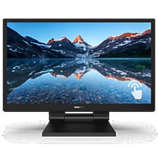 242B9T/01 -    LCD-näyttö ja SmoothTouch