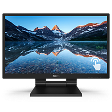 242B9T/75 -    LCD monitor with SmoothTouch