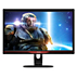 Brilliance Οθόνη LCD με λειτουργία παιχνιδιών SmartImage