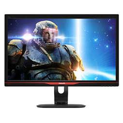 Brilliance Moniteur LCD avec SmartImageGame