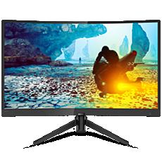 242M7/69  全高清曲面 LCD 顯示器