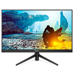 Momentum LCD monitor