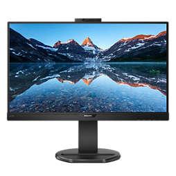LCD монитор с USB-C