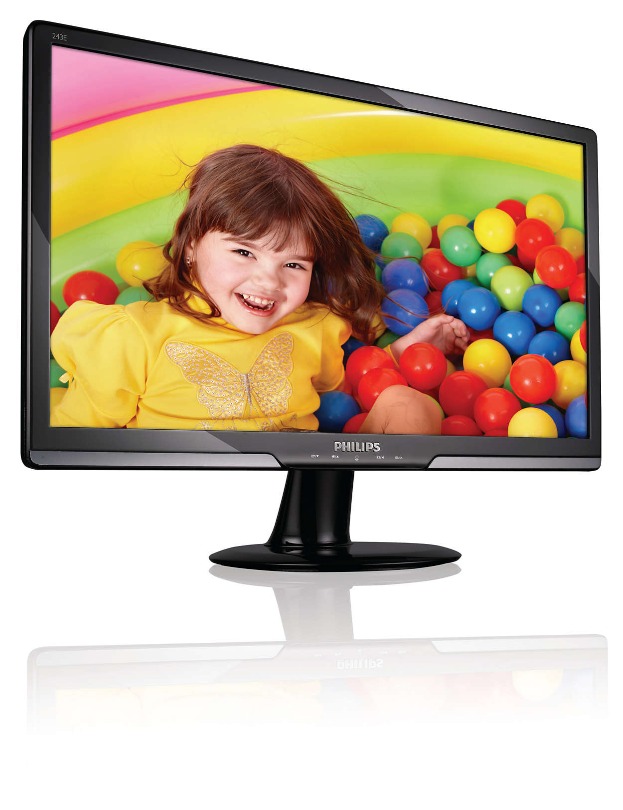 Great gaming experience on your big display !