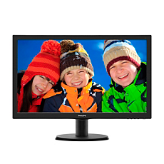 243V5LHAB/00  LCD monitor with SmartControl Lite