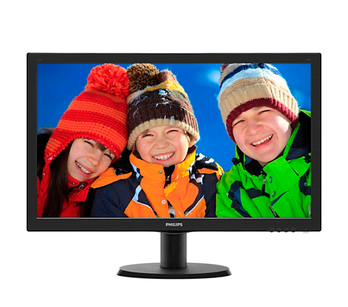 Philips LCD monitor with SmartControl Lite 243V5LHAB/00