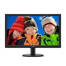 243V5QHABA/56  شاشة LCD مع SmartControl Lite
