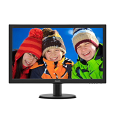 243V5QHABA/89  LCD monitor with SmartControl Lite