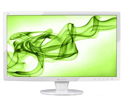 Grande display multimediale Full HD HDMI