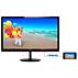 Monitor LCD z technologią SmartImage Lite