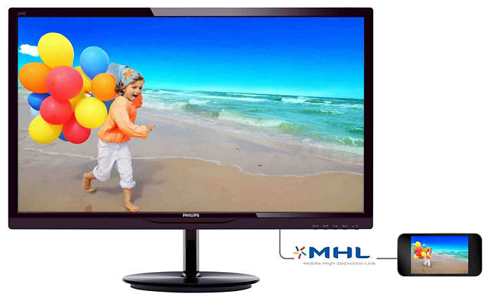 Imágenes vibrantes con la pantalla AH-IPS