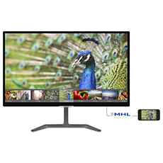 246E7QDSB/89  شاشة LCD بتقنية Ultra Wide-Color