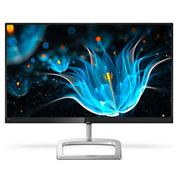LCD-näyttö, jossa Ultra Wide-Color -tekniikka