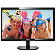 246V5LHAB/89  LCD monitor