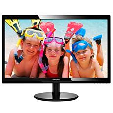246V5LSB/00  Monitor LCD cu SmartControl Lite