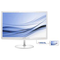 LCD-Monitor mit SoftBlue Technology