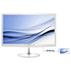 LCD-skjerm med SoftBlue-teknologi