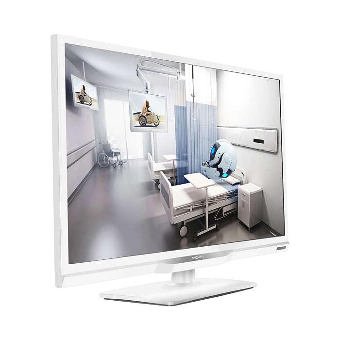 Utrolig funktionalitet til patienterne