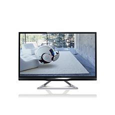 24PFL4208K/12  Ultraflacher Smart LED-Fernseher