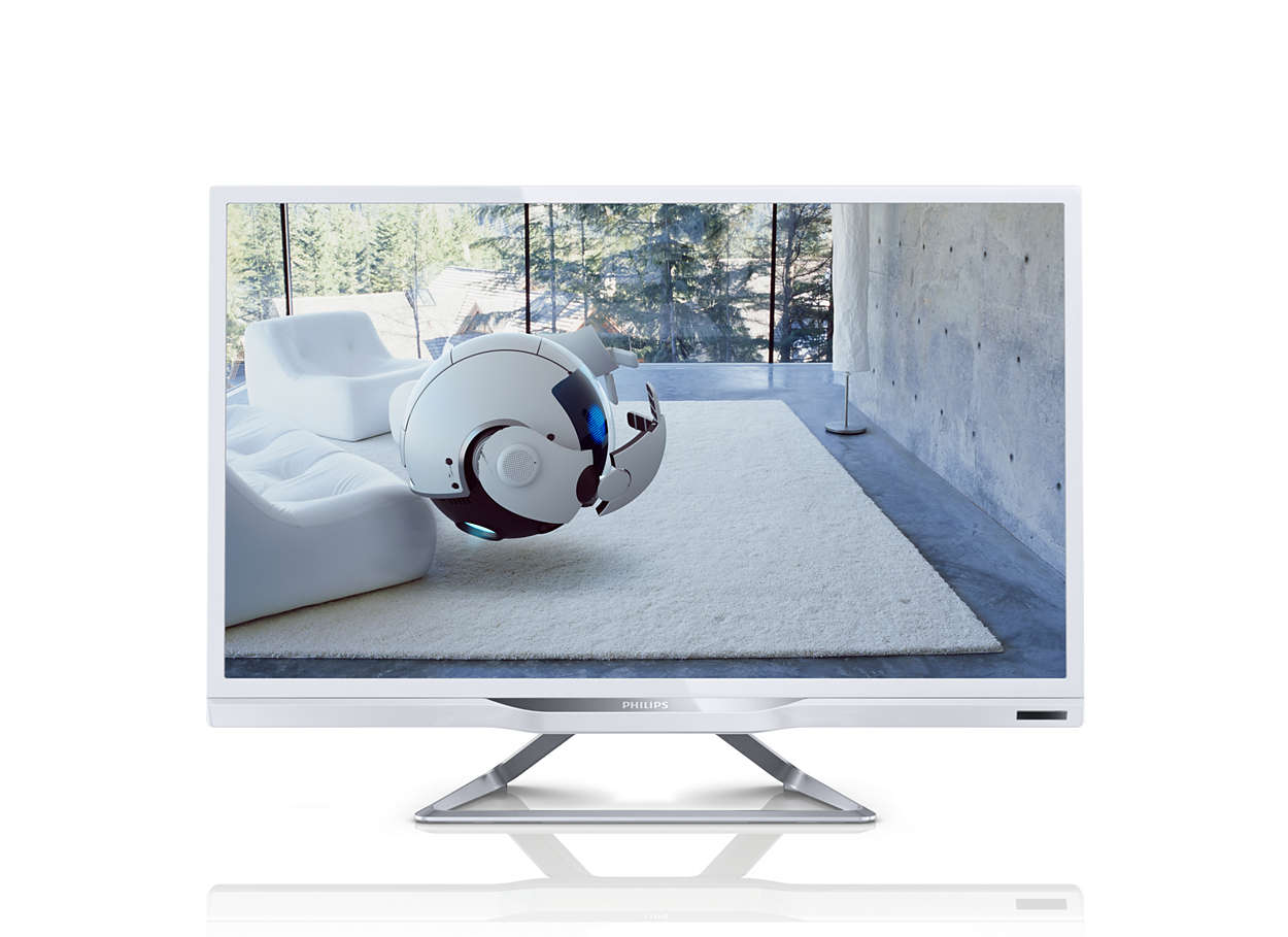 Ultra-Slim Smart LED TV 24PFL4228T/12 | Philips