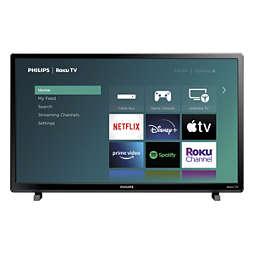 Roku TV 4700 series HD LED RokuTV