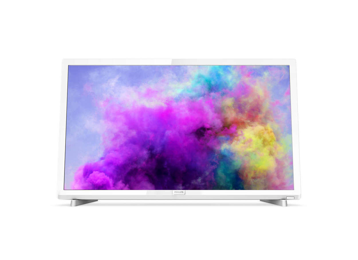 Svært slank Full HD LED-TV