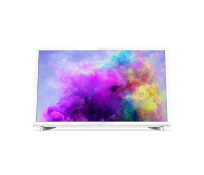 Tunn Full HD LED-TV