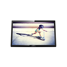 24PHS4022/12 -    Ultratenký LED televizor