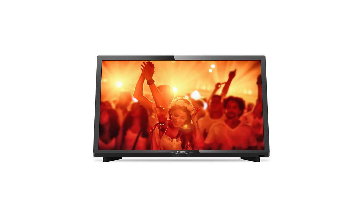 Izuzetno tanki LED televizor