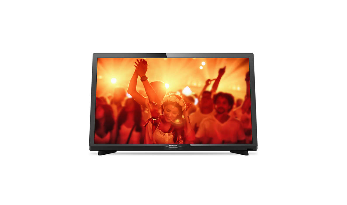 TV LED ultra sottile