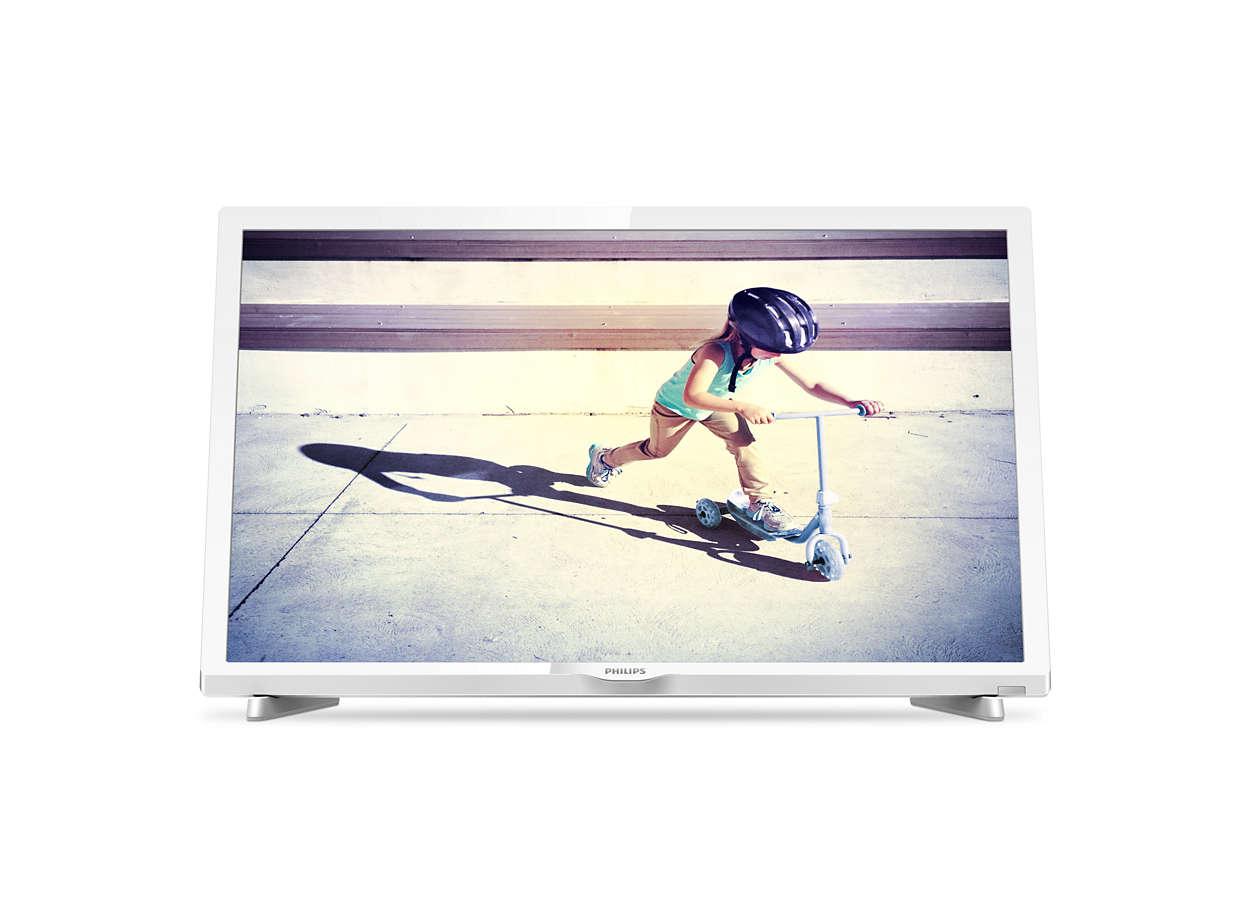 Ультратонкий светодиодный LED TV