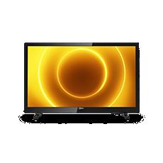 24PHT5565/56  تلفزيون LED رفيع