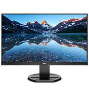 LCD monitors ar PowerSensor