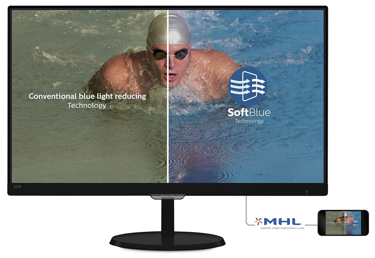 SoftBlue 技術