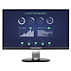 Brilliance LCD-monitor met USB-C-dock