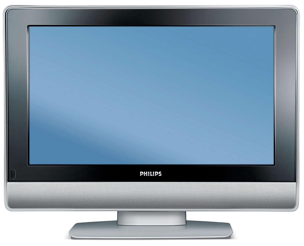 Systeemklare Flat TV