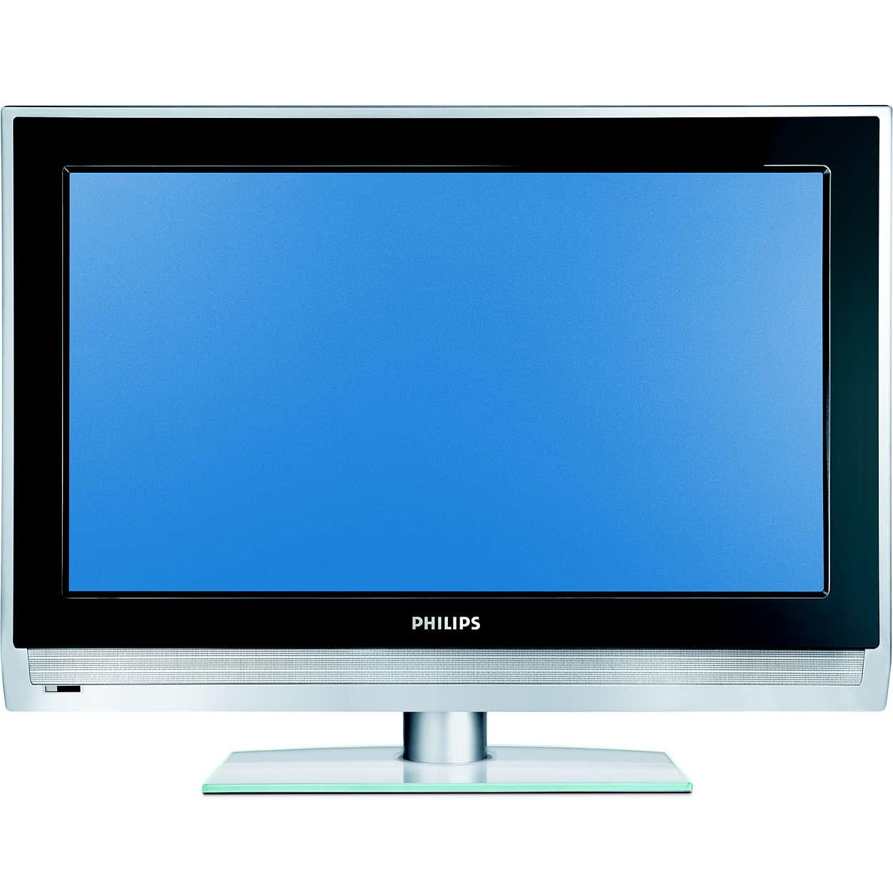 O televisor versátil e interactivo