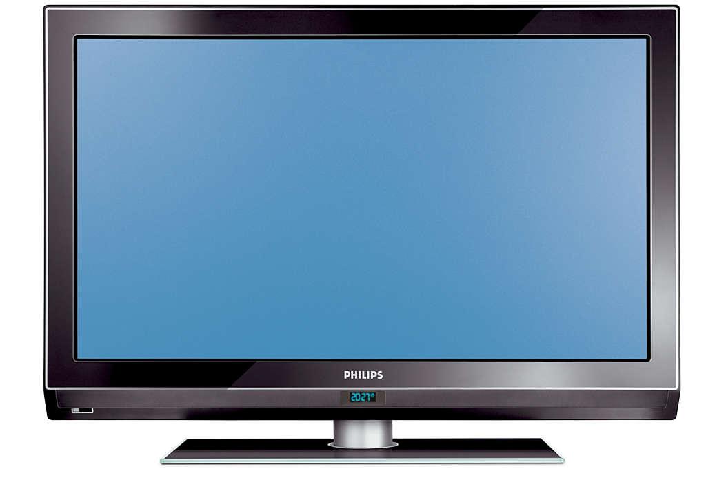 O televisor interactivo topo de gama